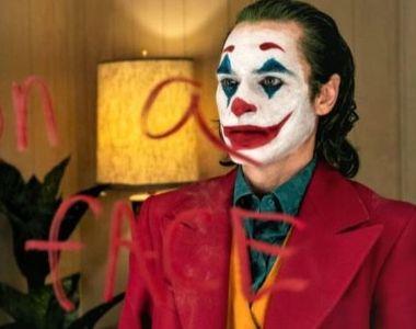 """Filmul """"Joker"""" a stârnit mari controverse în lumea întreagă. Oamenii cer interzicerea..."""