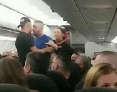 Un avion a aterizat de urgență! Motivul terifiant pentru care nu a putut continua zborul!