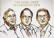 Cercetătorii John B. Goodenough, M. Stanley Whittingham şi Akira Yoshino, laureaţi ai premiului Nobel pentru Chimie