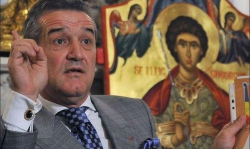 Vezi pe cine a ironizat Gigi Becali, iar apoi l-a invitat la nunta fiicei sale