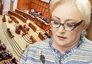VIDEO | Tensiune maximă și negocieri intense înaintea moțiunii de cenzură. Ziua decisivă pentru Viorica Dăncilă