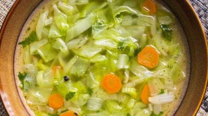 Dieta cu supă de varză