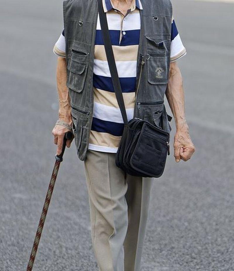 Moș Miluță este cel mai viril bărbat din România. La 77 de ani în topul bărbaților virili din lume