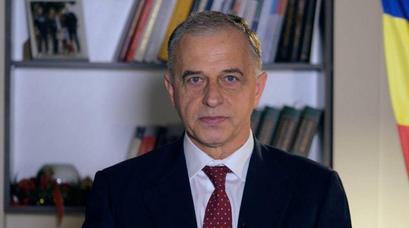 """Gestul ministrului Justiției, Ana Birchall, către Mircea Geoană: """"Asta-i contribuția mea în pregătirea unui loc eligibil"""""""
