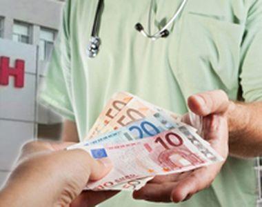 VIDEO | Topul spăgilor în spitalele din România. S-ar fi dat și 8.000 de euro pentru o...