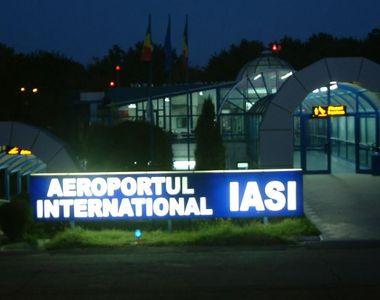 Aterizare cu probleme pe aeroportul din Iași. Ce li s-a ascuns pasagerilor