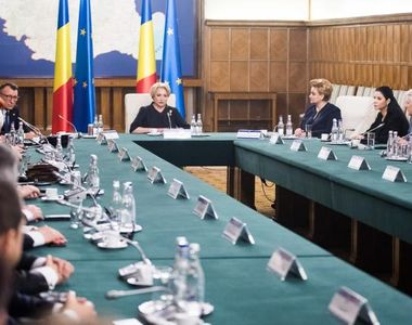 Guvernul Dăncilă, la a patra moţiune de cenzură. Liderii PSD sunt convinşi că nu va trece
