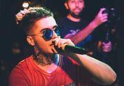 Lino Golden, împușcat cu un pistol cu bile în timpul unui concert la Huși