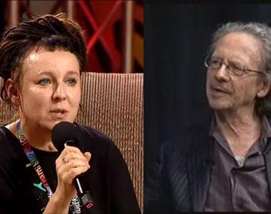 Olga Tokarczuk şi Peter Handke au fost desemnaţi laureaţii premiului Nobel pentru...