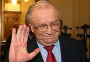Ion Iliescu a fost externat