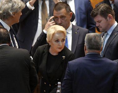 Moţiunea de cenzură a trecut. Guvernul Dăncilă este demis. Ludovic Orban: Parlamentul...