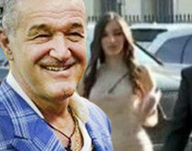 VIDEO | Zi importantă pentru Gigi Becali. Imagini inedite cu fiica cea mare și cu...