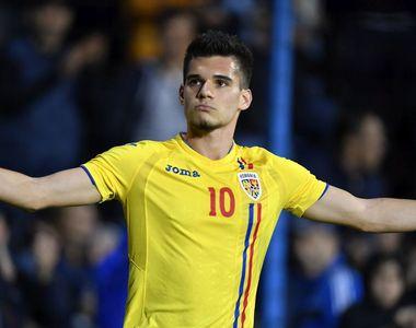Ianis Hagi, noul număr 10 al naţionalei României