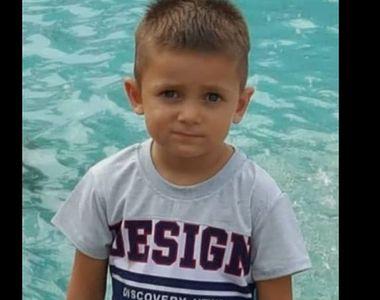 Copilul dispărut din Sibiu, în vârstă de cinci ani, a fost găsit