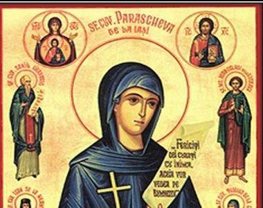 Moaștele Sfintei Parascheva: Programul complet al pelerinajului