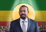 Premierul etiopian Abyi Ahmed, distins cu Premiul Nobel pentru Pace