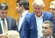 Imaginea zilei la moțiunea de cenzură. Ce a făcut Eugen Teodorovici când s-a aflat rezultatul voturilor