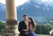 """Gabriel Oprea Jr şi-a dus logodnica în Las Vegas în luna de miere! Cei doi s-au cazat în cel mai luxos hotel-cazinou din """"Oraşul păcatelor""""!"""