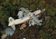 Avionul președintelui congolez s-a prăbușit: Toți au murit carbonizați