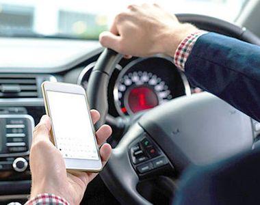 Atenţie, şoferi! Noul cod rutier intră în vigoare mâine. Ce riscaţi dacă folosiţi...