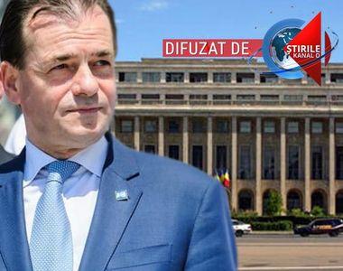 VIDEO | Liberalii se pregătesc să preia puterea. Ludovic Orban ar avea deja o listă cu...