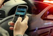 VIDEO | Sancțiuni drastice pentru cei care butonează telefonul și tableta la volan. Sunt vizați și bicicliștii