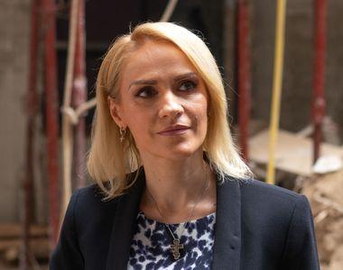 Gabriela Firea, la lansarea candidaturii Vioricăi Dăncilă: Nu fiţi trişti! Ce nu te...