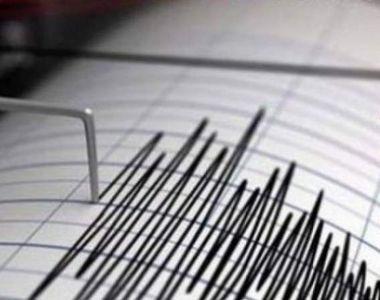 Cutremur de 5,7 grade. Adâncime de doar 80 de kilometri