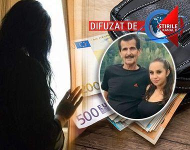 VIDEO | Esmeralda, o tânără de 19 ani,  i-a luat minţile şi... banii unui afacerist...