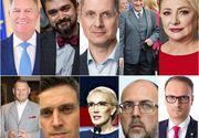 Campania electorală 2019 a început. Lista completă a candidaților la alegeri prezidențiale 2019