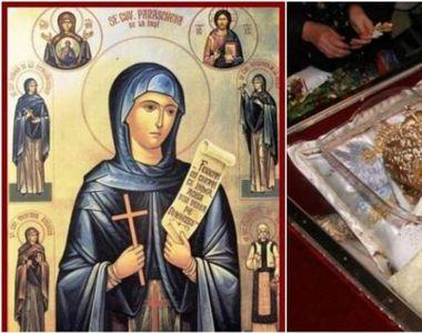 Sfânta Parascheva. Cea mai puternică rugăciune pe care trebuie să o spui AZI!