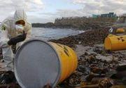 Alertă în Japonia, în urma taifunului Hagibis! Saci cu deşeuri radioactive de la Fukushima au ajuns într-un râu