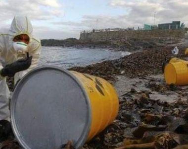 Alertă în Japonia, în urma taifunului Hagibis! Saci cu deşeuri radioactive de la...