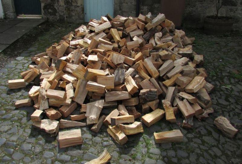 Povestea șocantă a lui Tiberiu la grătar. A început să taie câteva lemne, i-a tremurat mâna și apoi a văzut minunea
