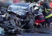 Un procuror din Teleorman a murit într-un accident teribil. Soția lui era la volan