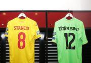 """Numerele """"tricolorilor"""" la meciul cu Norvegia"""