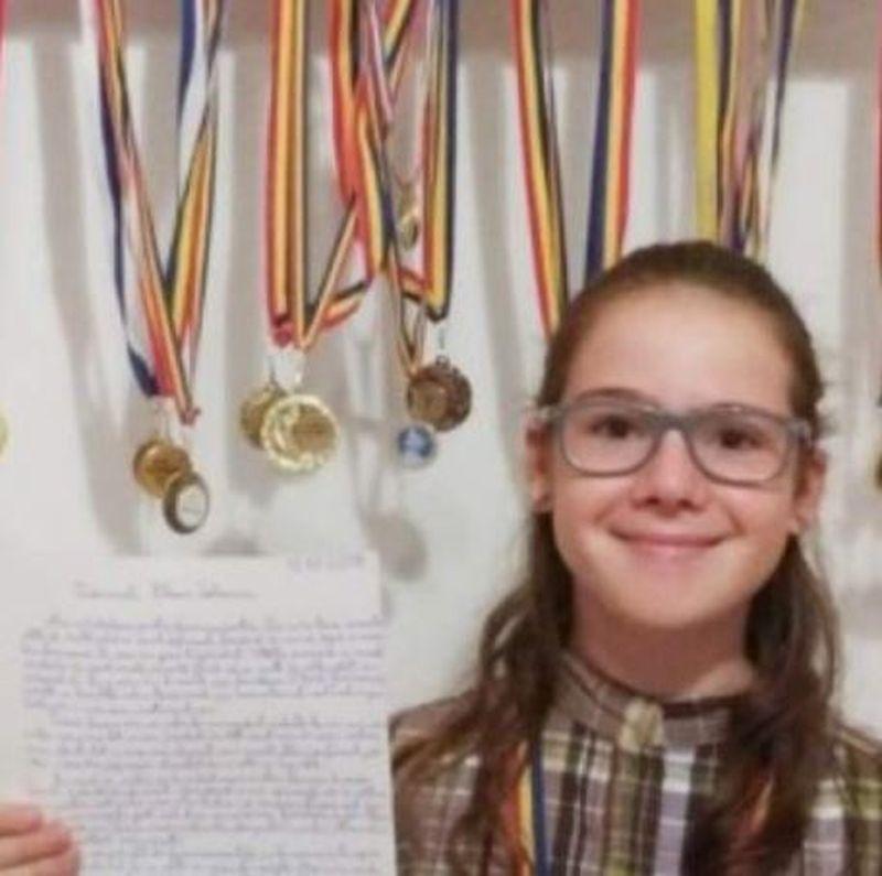"""Scrisoarea unui copil de 11 ani către Iohannis: """"Nu vă gândiţi la dumneavoastră, ci la urmaşi... Cu respect şi speranţă"""