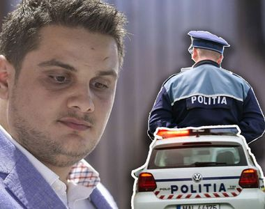 """Fiul lui Liviu Dragnea, scandal uriaș cu poliția! A acuzat un agent că i-a """"înscenat"""" o..."""