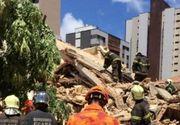 Tragedie în Brazilia. Un bloc de șapte etaje s-a prăbușit. Două persoane au murit