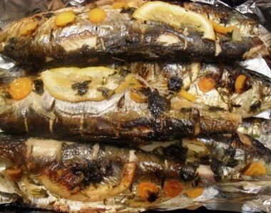 Cel mai sănătos pește din România. Deliciu absolut. Rețeta secretă a lipovenilor din...
