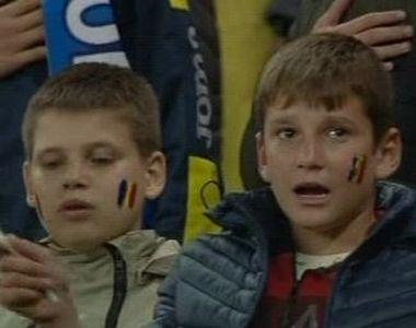 VIDEO   Imagini emoționante de pe Arena Națională. 30.000 de copii au cântat imnul...