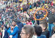 Un primar PSD a găsit o soluție inedită pentru a vedea meciul de pe Arena Națională