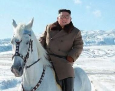 VIDEO | Imagini unice cu Kim Jong-Un. Cum a fost filmat