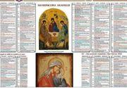 Calendar creștin ortodox 17 octombrie -  Rugăciunea puternică pe care să o rostești astăzi