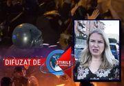 VIDEO   Atmosferă de coșmar în Barcelona. Românii spun că nu mai au curaj să își ducă la școală copiii