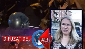 VIDEO | Atmosferă de coșmar în Barcelona. Românii spun că nu mai au curaj să își ducă la școală copiii