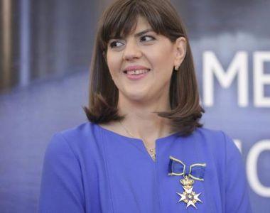 Parlamentul European a confirmat-o oficial pe Laura-Codruţa Kovesi în funcţia de...