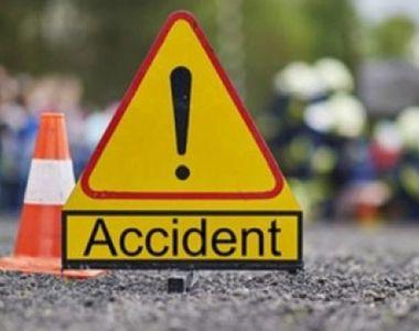 O femeie s-a răsturnat cu mașina după ce s-a urcat beată la volan. Trei copii aflați în...