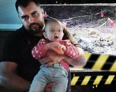 VIDEO   Primele imagini din locul unde a fost găsit trupul pădurarului ucis