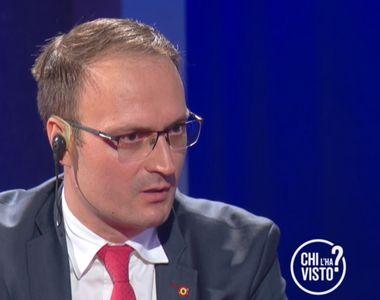 """Alexandru Cumpănașu s-a dezlănțuit la RAI 3: """"Poliția, procurorii și politicienii din..."""